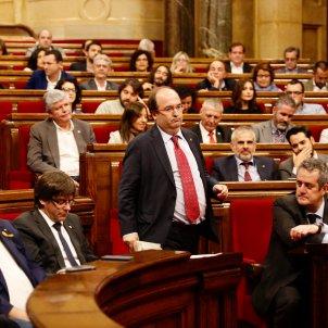 miquel iceta parlament 155 - sergi alcazar