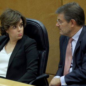 Soraya Catalá Senat EFE
