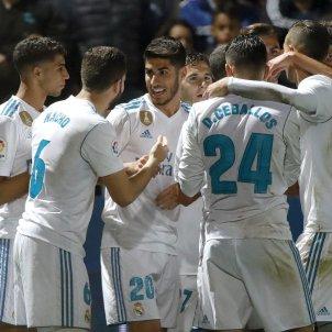 Madrid pinya Copa del Rei EFE