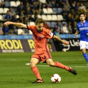 Sergio Canales Lleida Reial Societat   EFE