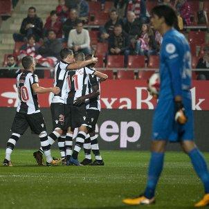 Girona Llevant Copa del Rei EFE