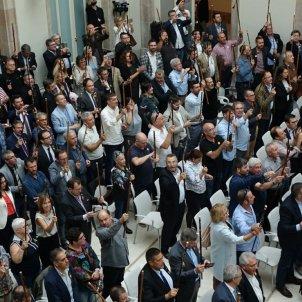 Alcaldes independencia Parlament - Roberto Lazaro