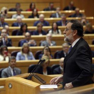 Rajoy Senat EFE