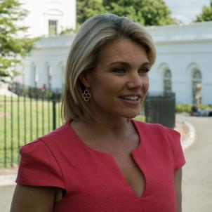 Heather Nauert Departament d'Estat EUA