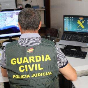 Guàrdia Civil europa press