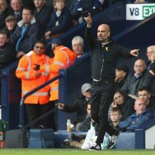 Pep Guardiola Foto Manchester City