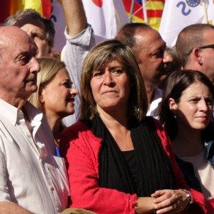 Nuria Marin manifestacio unionista - Roberto Lazaro