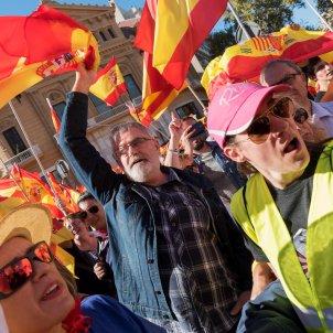 Manifestació societat civil catalana laura gómez