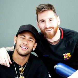 Messi Neymar Barça @leomessi