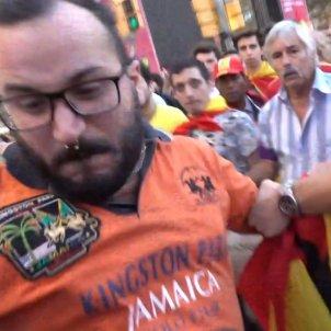 Agressor periodista El nacional