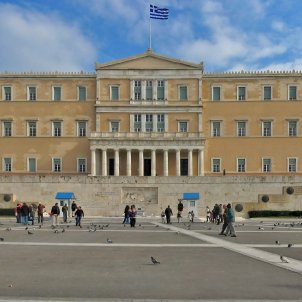 Greece Parliament   wikimedia