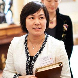 Hua Chunying ministra xinesa