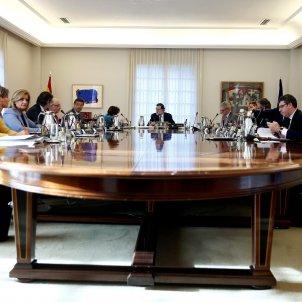 Consell Ministres 155 Rajoy EFE