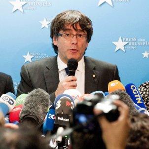 Puigdemont Brussel·les Bèlgica 2 EFE (2)