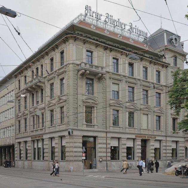 Neue Zürcher Zeitung (2009)