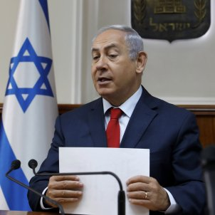 Netanyahu EFE