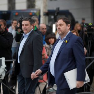 Junqueras Audiencia Nacional Madrid 1 O EFE