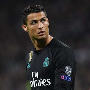 Cristiano Ronaldo Reial Madrid Tottenham   EFE