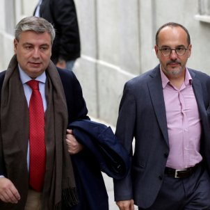 Xuclà Campuzano declaracions Madrid 1 O EFE