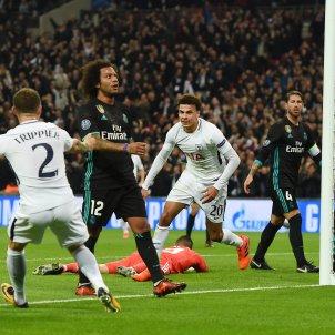 Tottenham Madrid Wembley Champions   EFE