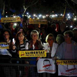 Mani Llibertat presos politics ciutadella - Sergi Alcazar