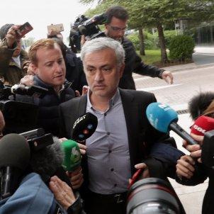 Jose Mourinho declaracio judici   EFE