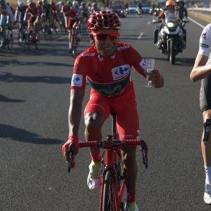 Quintana Froome Chaves Vuelta Espanya 2016 Efe