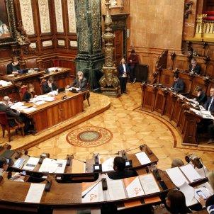 Ple Ajuntament Barcelona / ACN