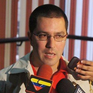 Jorge Arreaza / Wikipedia