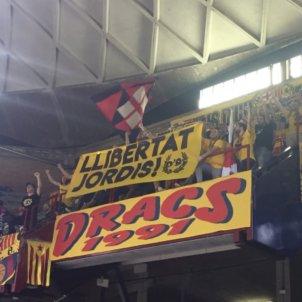 Dracs Palau Blaugrana basquet Barça   Dracs