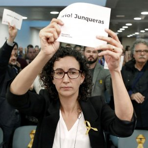 Marta Rovira Consell Nacional ERC empresonaments - EFE