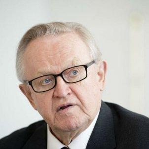 Martti Ahtisaari Finlandia -