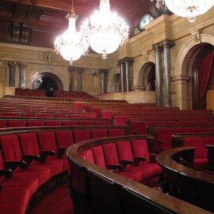 Parlament de Catalunya, hemicicle