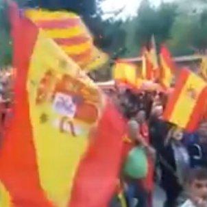 manifestació unionista Mataró