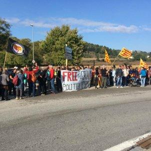La Roca Village manifestació