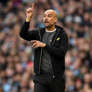 Pep Guardiola Foto Manchester City