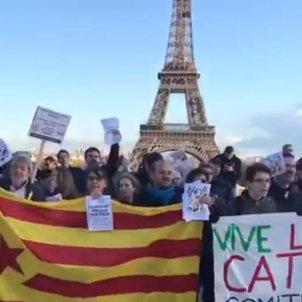 ANC París presos polítics
