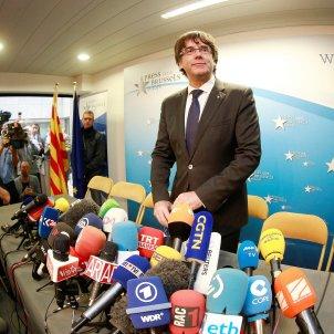 Puigdemont Brussel·les