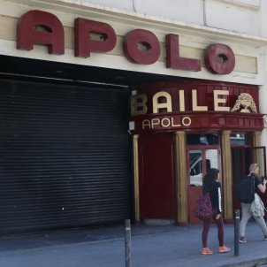 Apolo tancat - ACN