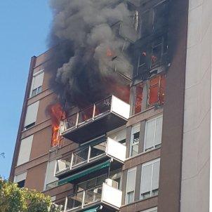 incendi barcelona 1 novembre acn