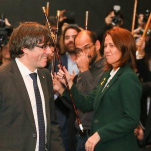 Puigdemont alcaldes brussel·les - EFE
