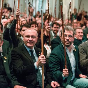 Acte alcaldes Brussel·les - EFE