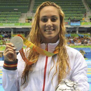 Sarai Gascón Jocs Paralímpics Rio 2016 Efe 2