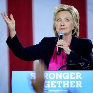 Hillary Clinton - EFE