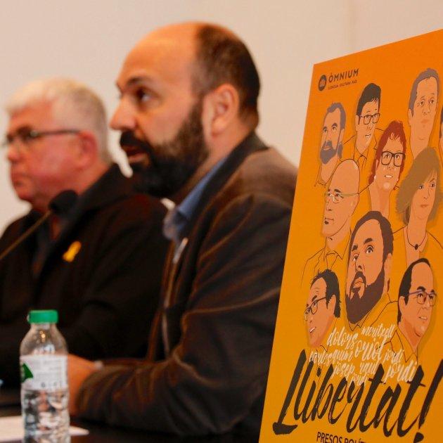 alcoberro mauri manifestacio presos politics Sergi Alcazar