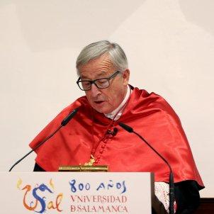 Jean Claude Juncker Comissió Europea - EFE