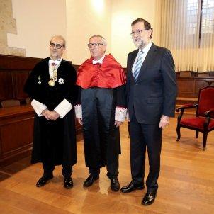 Juncker Rajoy Salamanca EFE