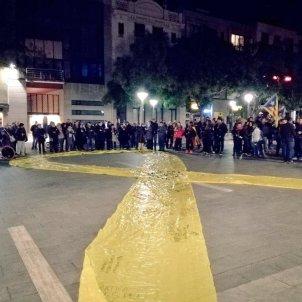 Sabadell manifestació Forcadell - @mserracant