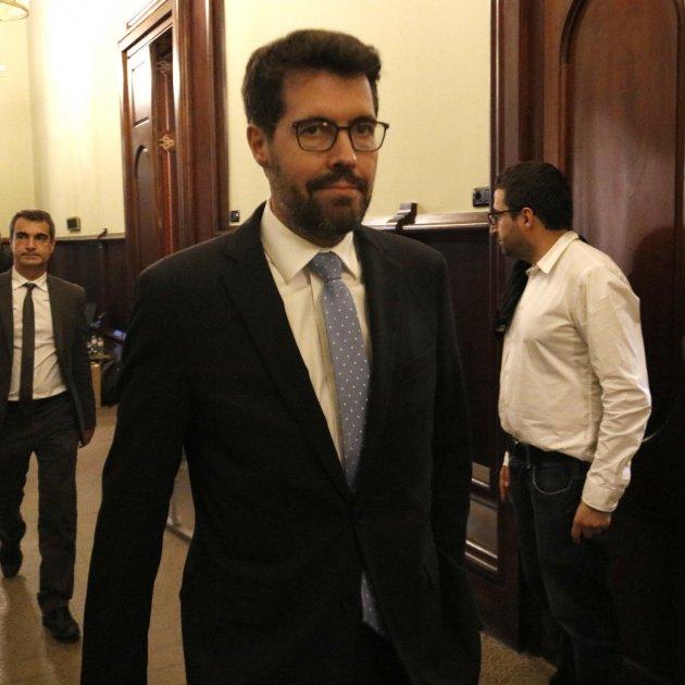 [GPC's] Proposició no de llei sobre la reprovació del conseller de Territori i Sostenibilitat, Adrià Belloch Albert%20Batalla%20ACN_1_630x630