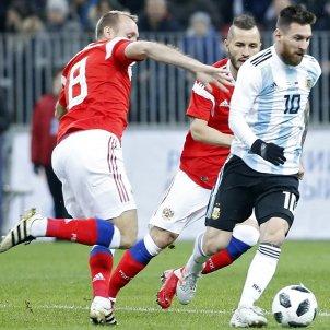Messi Rusia Argentina EFE 2